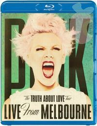 Cover P!nk - The Truth About Love Tour - Live From Melbourne [DVD]